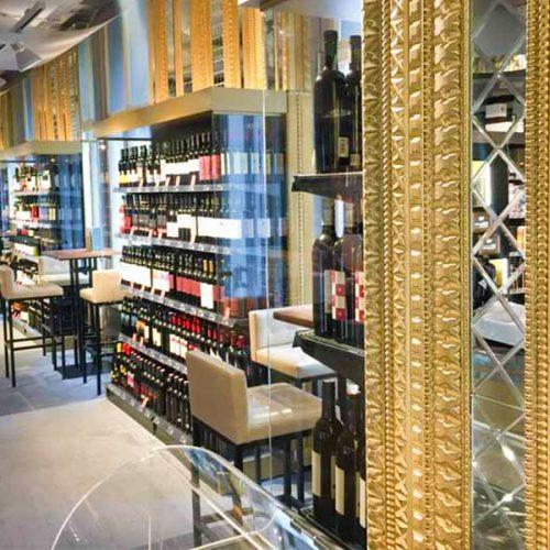 Weinbar MERKUR Hoher Markt