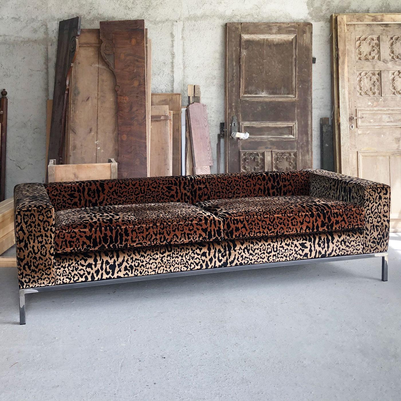 Sofa Animal Print